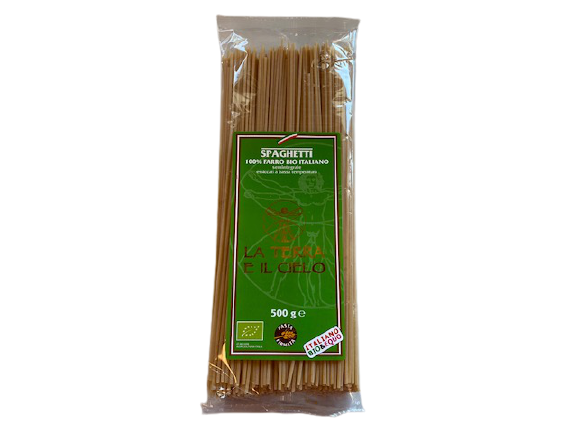 Spaghetti al Bronzo (Emmerkorn)