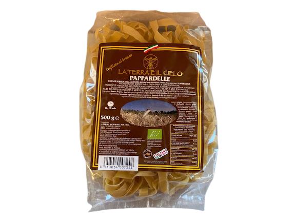 Pappardelle al Bronzo (Hartweizengrieß)